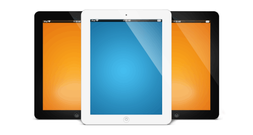Como limpar a tela do iPad
