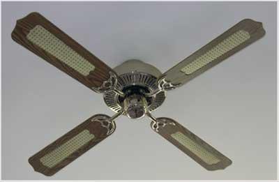 Saiba como limpar ventiladores de teto
