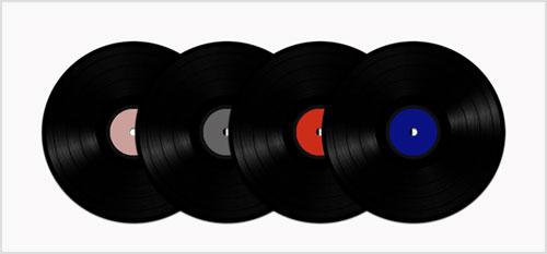 Saiba como limpar discos de vinil.