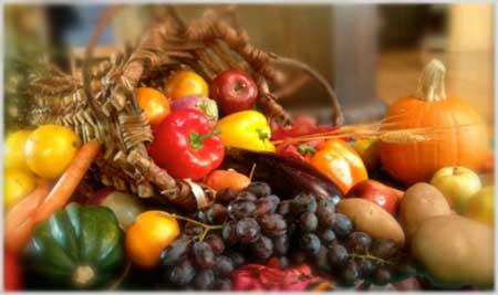 Como limpar verduras, frutas e legumes.