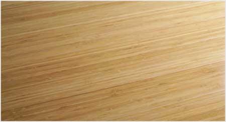 Piso de bambu.