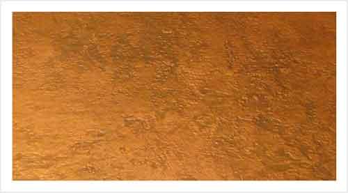 Artigo sobre como limpar cobre.