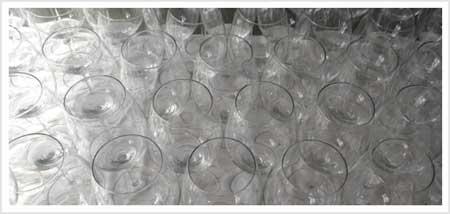 Imagem ilustrativa sobre como limpar cristais.