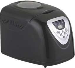 Máquina de fazer pão, panificadora caseira.