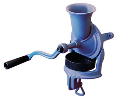 Limpar moedor de café.