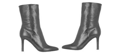 Como limpar botas de couro
