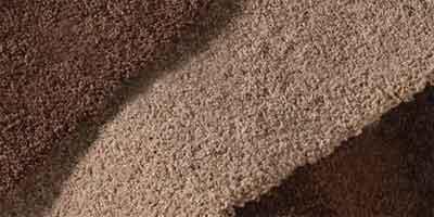 Como limpar tapetes de fibras sintéticas.