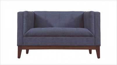 Como limpar o sofá de linho.